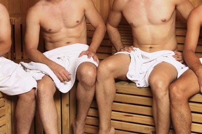 El arresto más raro de Estocolmo: Un policía y fugitivo se encuentran desnudos en un sauna