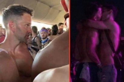 Congresista de EEUU contrario a las leyes LGBTQ fue fotografiado besándose con un hombre