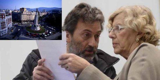 Otra ofensa a los católicos: Carmena y el PSOE se cargan la plaza del Sagrado Corazón de Jesús