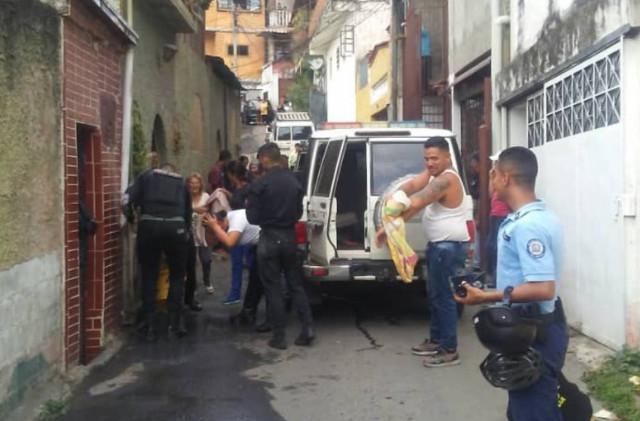 Desesperación en la Venezuela chavista: Mujer intenta asesinar a su hijo por no tener cómo alimentarlo