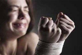 Atan a una mujer, le tapan la cabeza y la violan entre dos jóvenes en Valencia