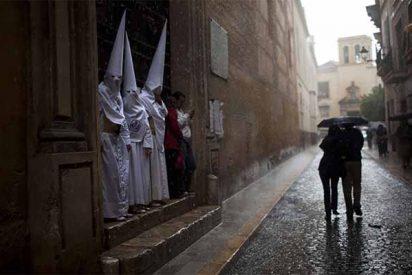 Este es el tiempo para Semana Santa: hasta 10 grados menos y lluvias en las procesiones