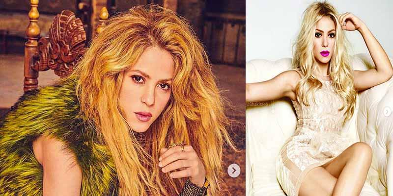 La foto secreta de Shakira en la que posa con faja y ha aparecido en Instagram