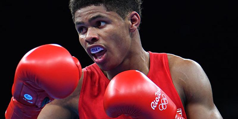 Así fue la brutal paliza que el púgil olímpico Shakur Stevenson dio a tres personas en Miami