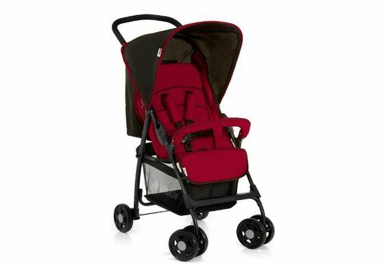 Silla de paseo ligera y practica para bebés -