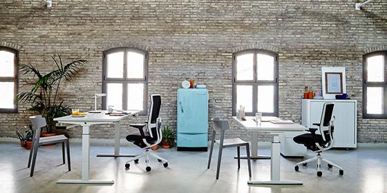 Teletrabajo y espacios con mobiliario de oficina, una realidad en alza