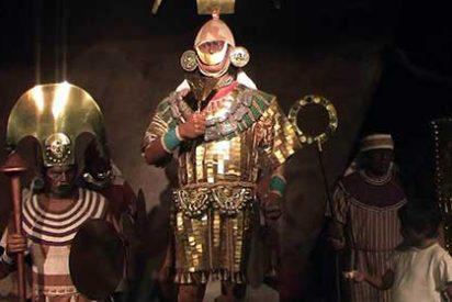 """Exposición del """"Señor de Sipán"""" causó sensación en Panamá"""