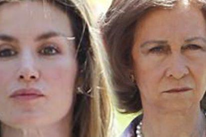 Doña Sofía da otra lección a Letizia de cómo ser reina las 24 horas