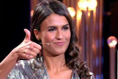 Sofía Suescun calienta a tope Instagram cubierta de espuma