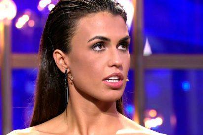 Sofía Suescun, muy floja y venida a menos, niega el saludo a Albalá y se enfrenta a posibles demandas