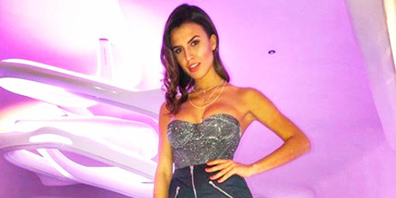 Sofía Suescun, vetada por un futbolista de la zona VIP de una discoteca