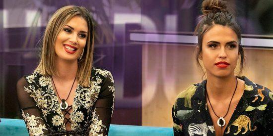 El apasionado beso entre Sofia Suescun y Candela Acevedo que ha incendiado la red