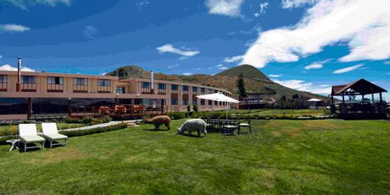 Hoteles en Puno: Hotel Sonesta Posadas del Inca