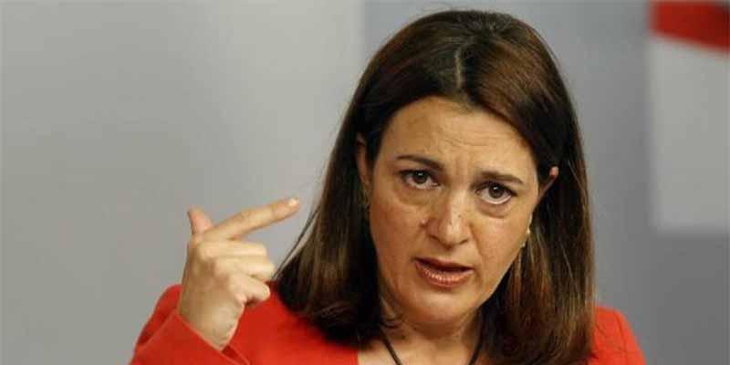 La exportavoz socialista Soraya Rodríguez, último 'fichaje' de Ciudadanos para las europeas