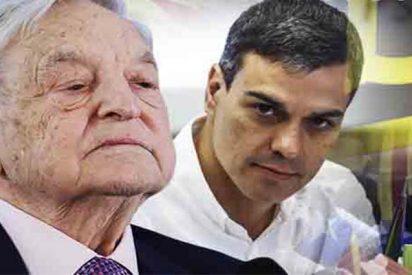 Soros, el siniestro multimillonario que está detrás de un plan para dinamitar España