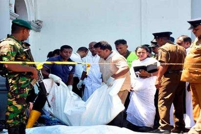 El cardenal Ranjith pide al gobierno que castigue 'sin piedad' a los responsables de los atentados en Sri Lanka