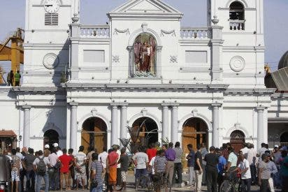 Las iglesias de Sri Lanka cierran hasta nueva orden