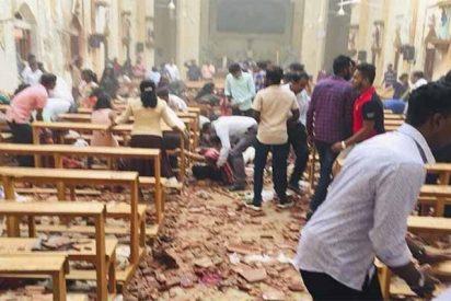 Carnicería en las iglesias de Sri Lanka: matan a bombazos a 300 fieles y dejan heridos a 500