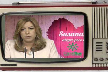 Los sindicalistas de canal SUR, que tapaban el robo de los EREs con el PSOE, le montan la guerra al PP