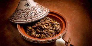 Tajine de cordero a la marroquí 👌