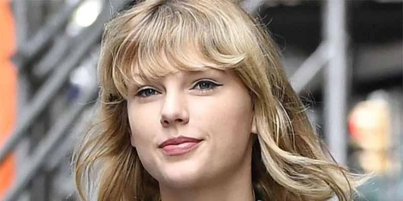 ¿Todavía nos has visto a Taylor Swift sin maquillaje ni photoshop?