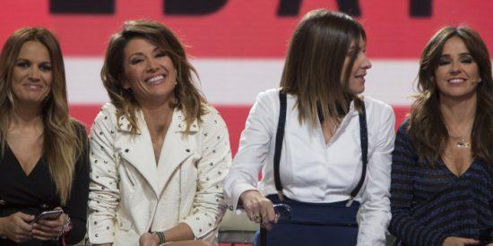 El despido de Sandra Barneda destapa un terrible dato de Telecinco y sus presentadoras