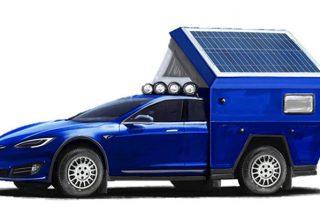 Tesla Roamer: Así será la 'autocaravana' más rápida del mundo