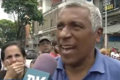"""""""Maduro, mataste a mi esposa, también mátame a mí"""": Venezolanos desesperados ante la dictadura chavista"""