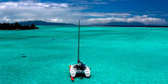 Tetiaroa, hechizo en la Polinesia Francesa