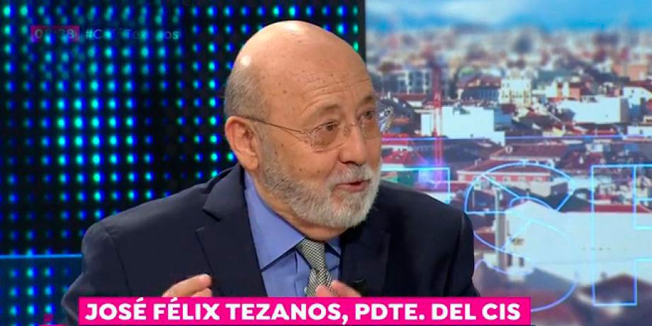 """Manuel del Rosal: """"La encuesta de Tezanos no es tal"""""""