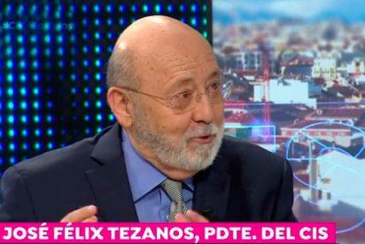Ni el mismísimo Tezanos se cree los resultados de la encuesta del CIS