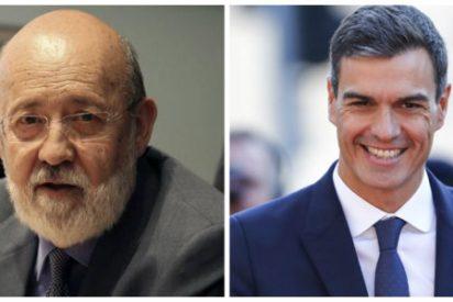 El 'manazas' Tezanos (CIS) coloca a Sánchez doblando al PP este 28-A y con una gran entrada de VOX al Congreso
