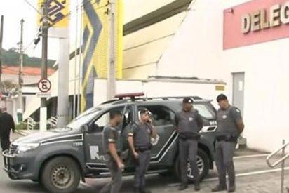 La policía ya ha detenido a dos sospechosos por el robo de 720 kilos de oro en São Paulo