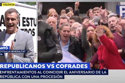 """Toni Cantó salta al cuello del """"sinvergüenza"""" Echenique y de los cobardes del PSOE por el acoso brutal de Rentería"""