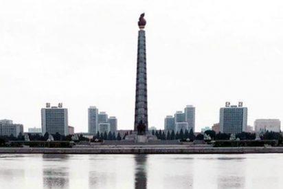 """Qué ver en Corea del Norte: La """"Torre Juche"""""""
