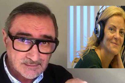 Desgarrador anuncio de Carlos Herrera: cuenta la muerte de su compañera Paloma Tortajada