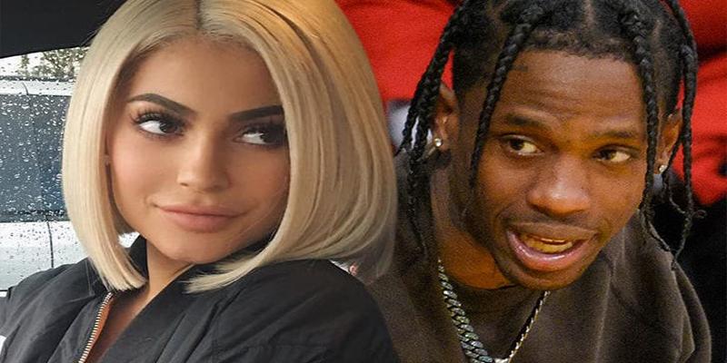 """Travis Scott : """"El artista y Kylie Jenner llevan su amor a Coachella"""""""