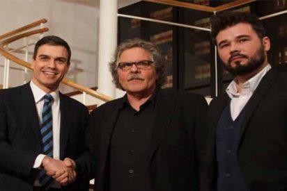El 'okupa' Sánchez ofrece a los separatistas cargos en el Banco de España y en la CNMV a cambio de su apoyo
