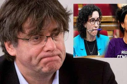 Las 'indepes' Marta Rovira y Anna Gabriel le dan dos pésimas noticias al prófugo Puigdemont