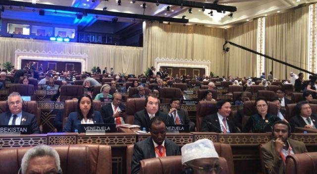 El ridículo chavista en la Unión Interparlamentaria: Se quedaron sin silla y sin palabras