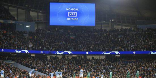 Así fue la jugada del VAR que dejó fuera de la Champions a Guardiola
