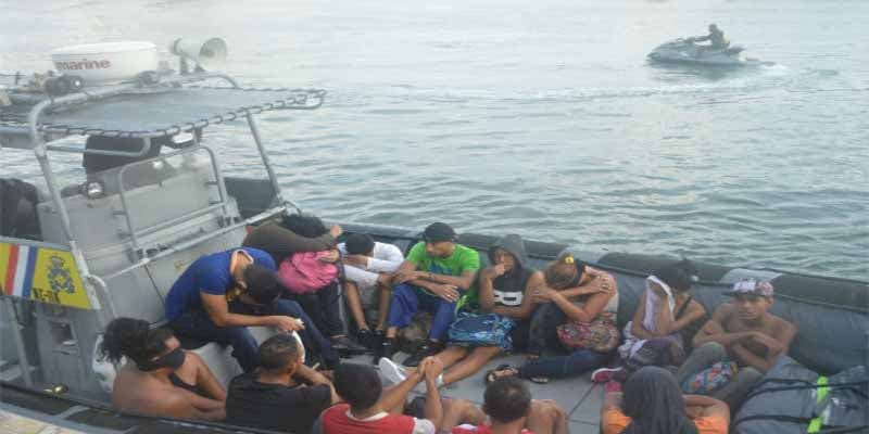 Al menos 20 desaparecidos por naufragio de bote venezolano en el Mar Caribe