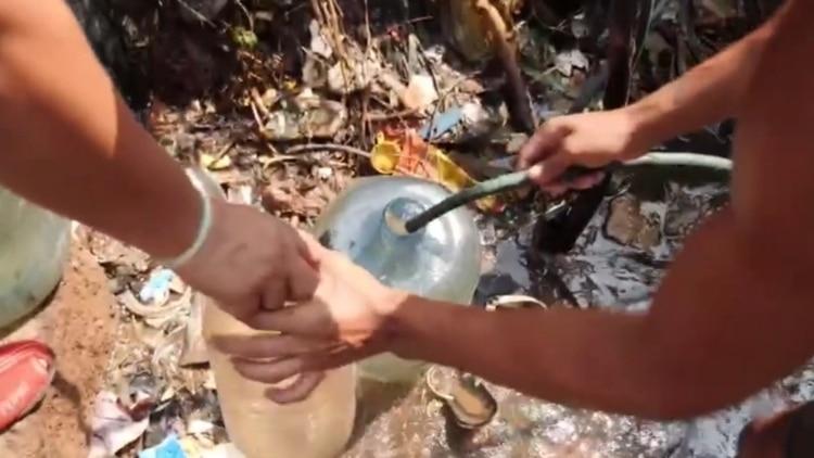 Venezuela: ¿Por qué la falta de agua es más peligrosa que los cortes de electricidad?