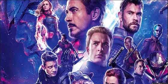 """""""Los Vengadores: Endgame"""": Filtrada por completo en internet"""