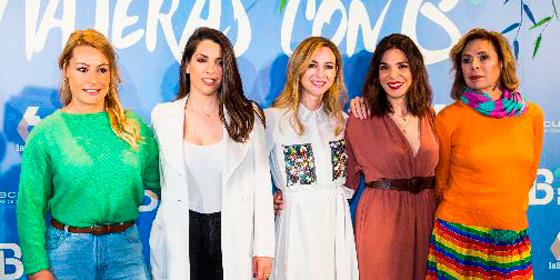 """""""Viajeras con B"""" estrena nueva temporada en La Sexta"""