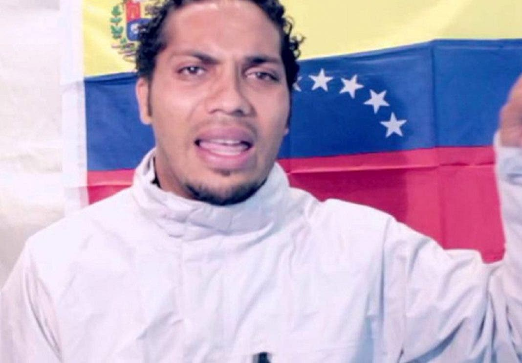 """Activista venezolano: """"España es cómplice del chavismo al aceptar empresas con dinero del narcotráfico"""""""