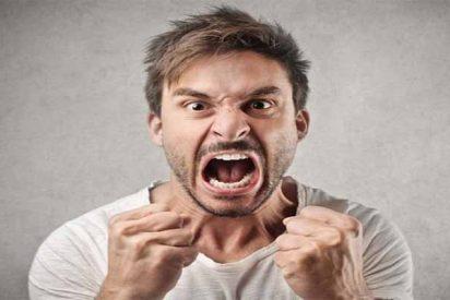 ¡Enfadarse durante algunos minutos es bueno para el cerebro!