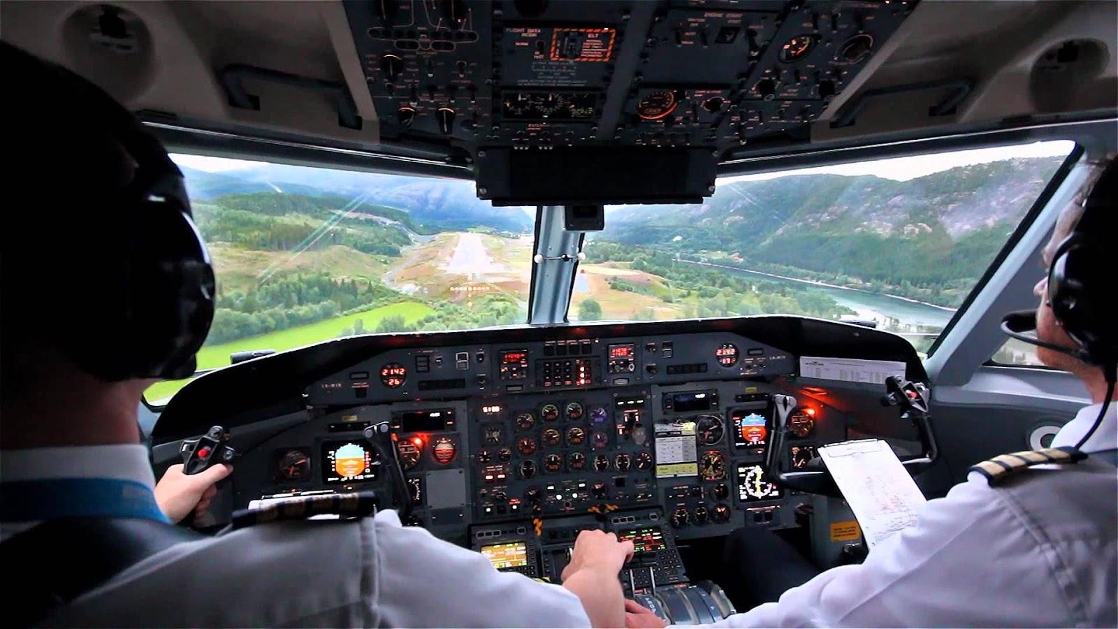 """La discusión entre un piloto de avión y la torre de control: Desde """"inútiles"""" hasta """"idiota"""""""