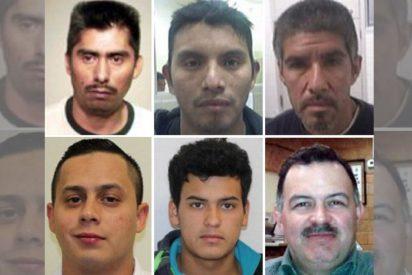 """Éstos son los inmigrantes ilegales """"más buscados"""" de EEUU: todos son hispanos"""