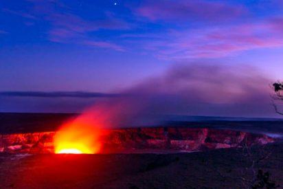 Qué ver en Estados Unidos: Volcanes de Hawaii
